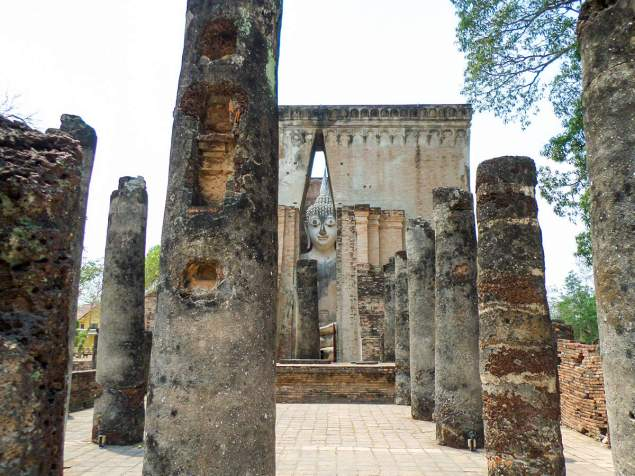 Wat Si Chum Tempelanlage