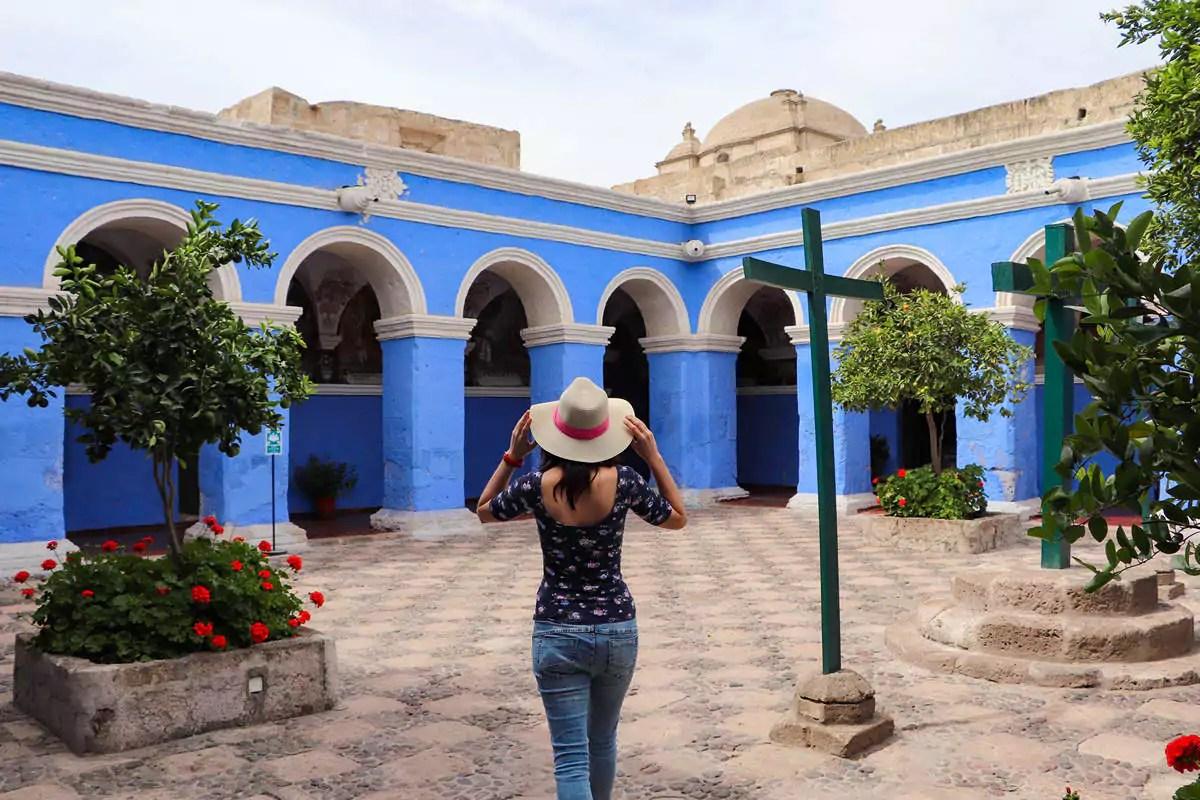 Arequipa Sehenswürdigkeiten: Santa Catalina
