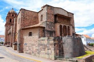 Coricancha in Cusco