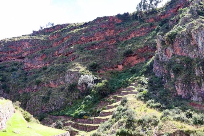 Inka Friedhof in Pisac