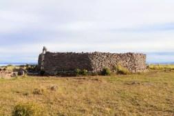 Pachamama Tempel auf Amantani