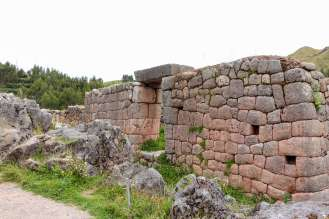 Ruinen von Puca Pucara