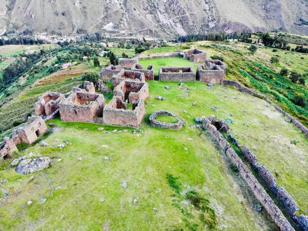 Pumamarca Ruins Ollantaytambo