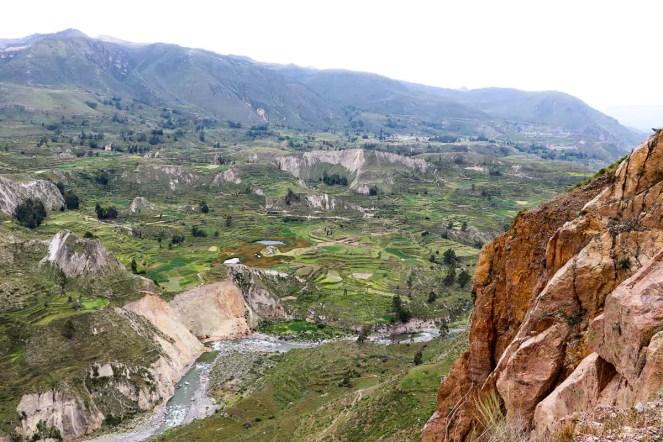 Aussichtspunkt Mirador de Antawilqui