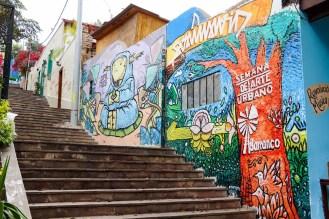 Street Art in Oroya, Barranco