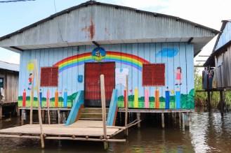Kindergarten in Belen Iquitos