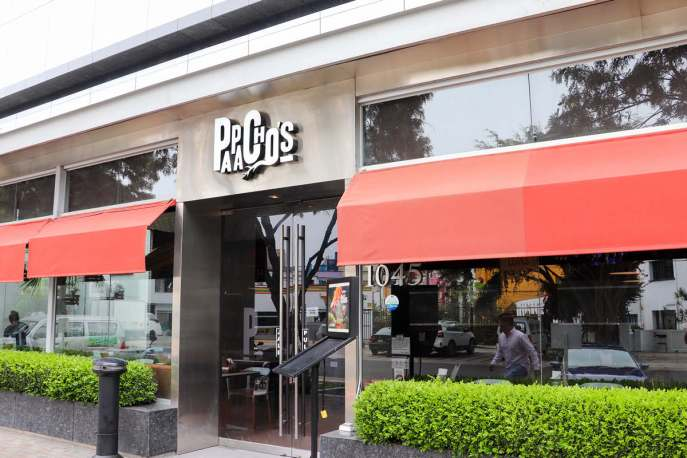 Papacho´s Restaurant Lima