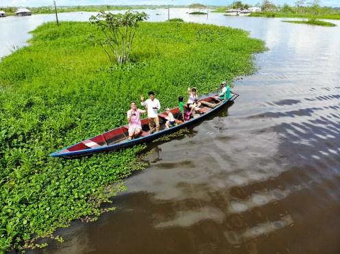Peke Peke Boot Iquitos