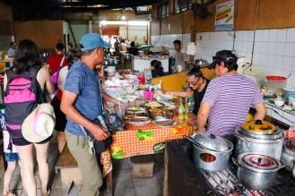 Garküche Markt Nauta