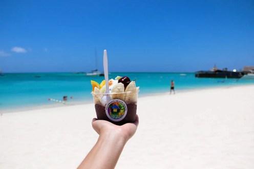 Acai Bowl Aruba