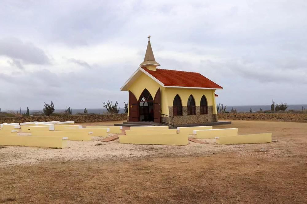 Alto Vista Kapelle Aruba