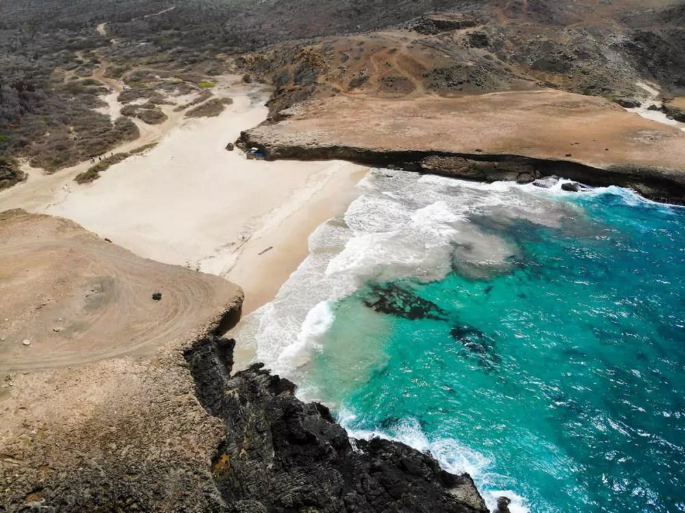 Andicuri Beach auf Aruba