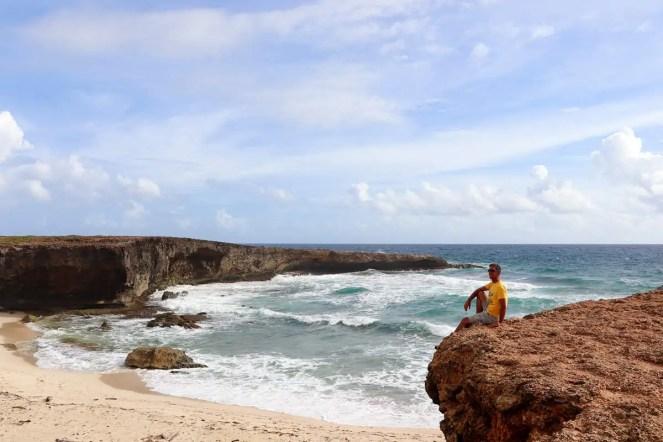 Boca Prins auf Aruba