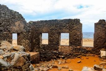 Bushiribana Goldmine Ruinen
