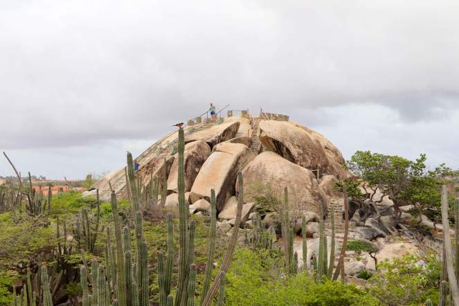 Casibari Rock Formations