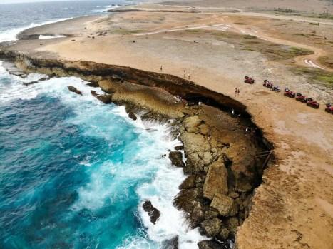 New Small Natural Pool Aruba