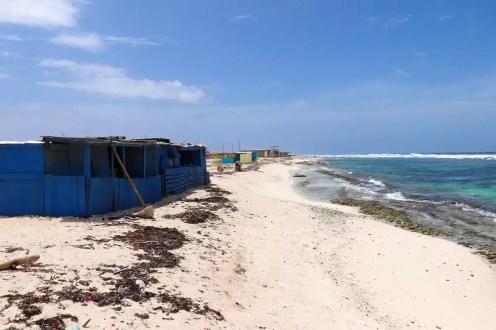 Rincon Beach auf Aruba