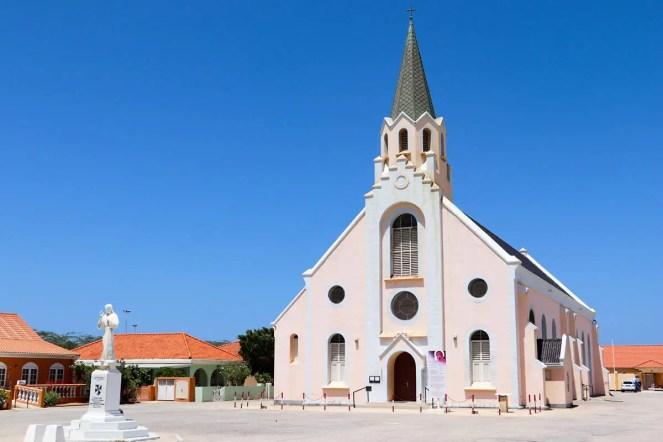 Saint Ann Kirche Aruba