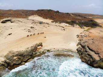Sanddünen von Boca Keto
