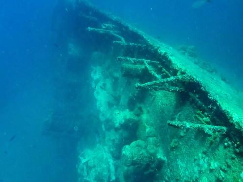 SS Antilla Wrack Aruba