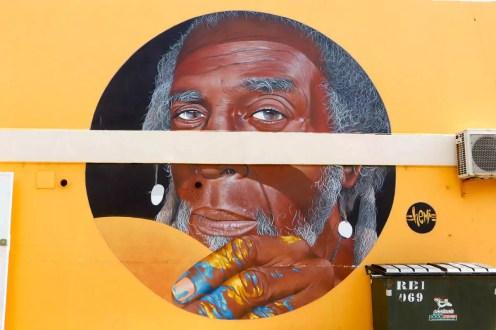 Urban Art auf Aruba