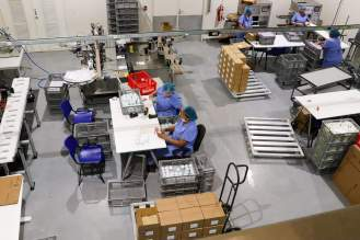 Aloe Vera Factory Aruba