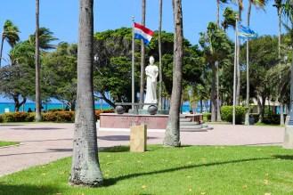 Wilhelmina Park Aruba