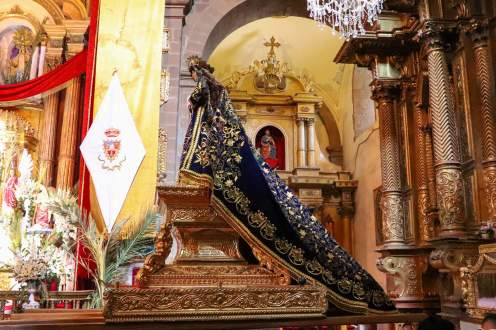 Minor Basilica La Merced von innen
