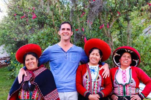 Nachfahren der Inkas in Chinchero