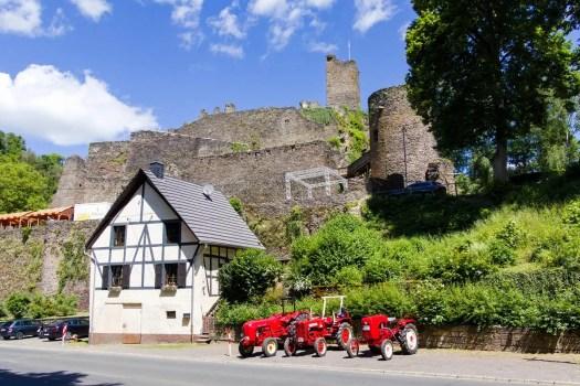 Burg Niederburg in Manderscheid