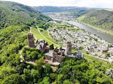 Burg Thurant am Mosel