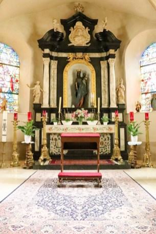 Église Saint Jean-Baptiste du Grund
