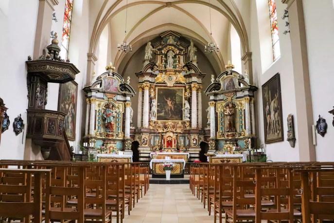 Johanneskirche in Luxemburg