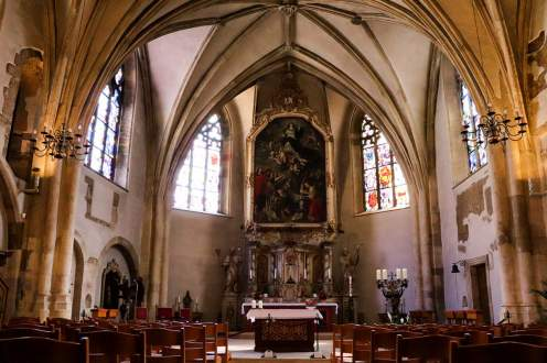 Michaelskirche in Luxemburg