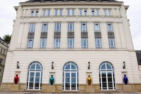 Palais de Justice Luxembourg