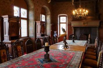 Speisesaal Burg Cochem