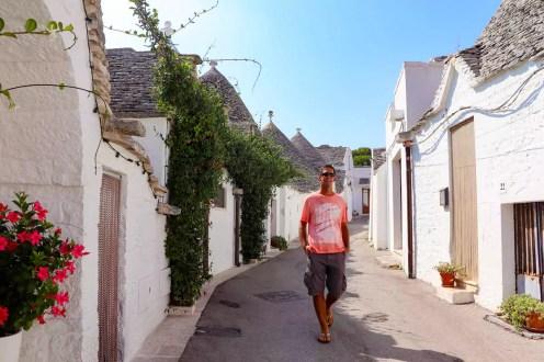 Gasse Alberobello