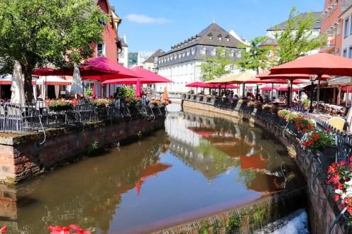 Saarburg Innenstadt
