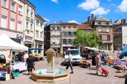 Flohmarkt Sierck-les-Bains