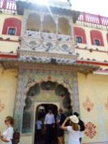 Pfauentor City Palast Jaipur