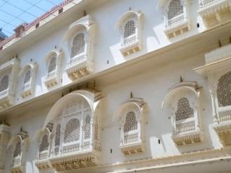 Jali Fenster im Junagarh Fort