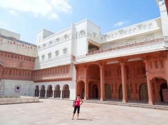 Karan Mahal Junagarh Fort