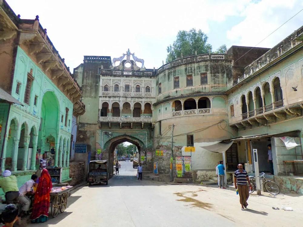 Mandawa Indien