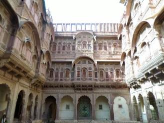 Mehrangarh Fort Palast
