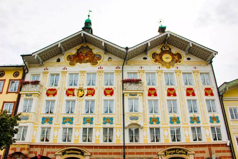 Neues Rathaus Bad Tölz