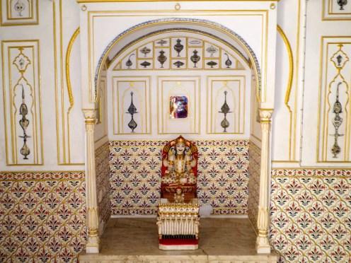 Phool Mahal Junagarh Fort Indien