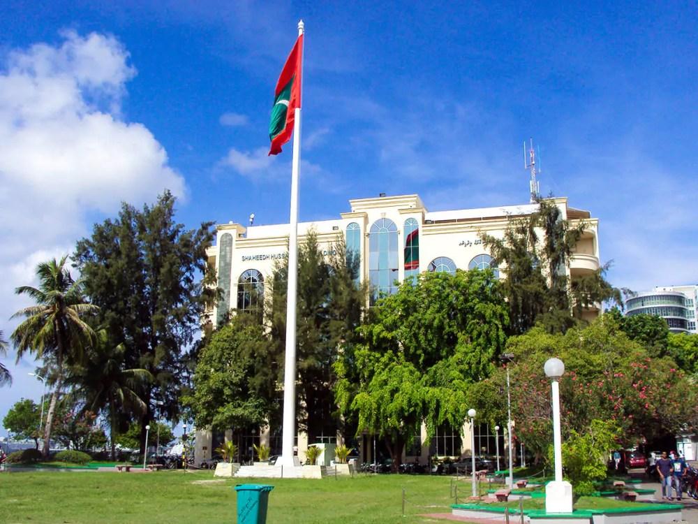Republic Square Malé
