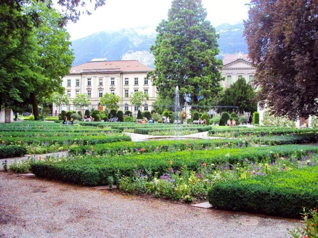 Fontanapark Chur