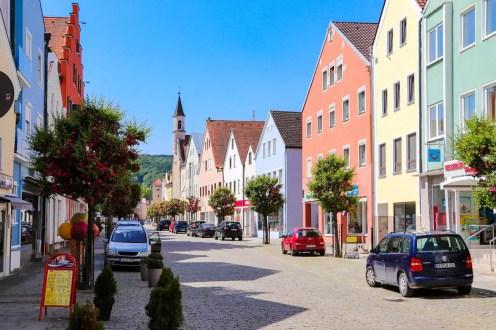Altmühlstraße Kelheim