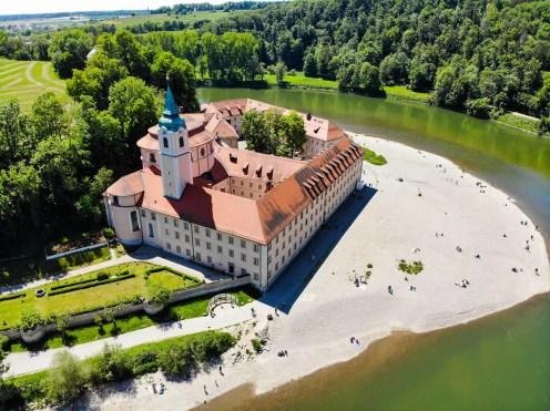 Kloster Weltenburg bei Kelheim
